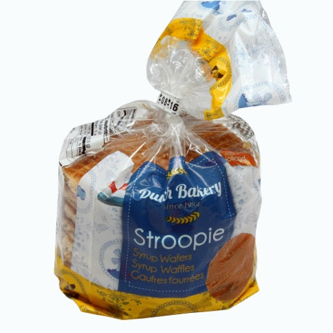 Dutch Bakery Stroopie 12% Butter 252gr