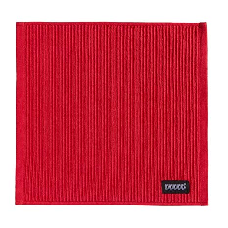 DDDDD Dish Towel Classic Clean Red