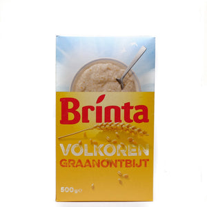 Brinta Wholegrain Cereal 500gr