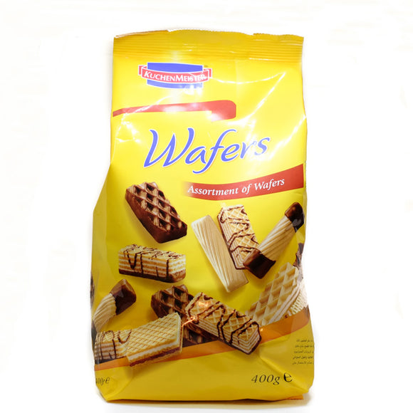 Kuchenmeister Assortment of Wafers 400gr !!SPECIAL!!