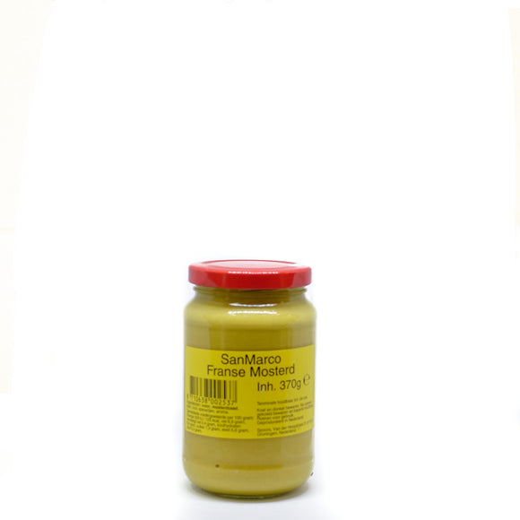 San Marco French Mustard 370gr