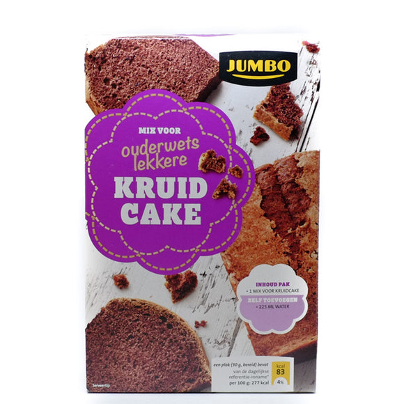Jumbo Kruid Cake Mix 450gr