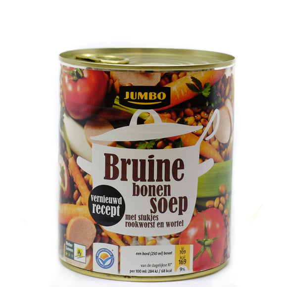 Jumbo Brown Bean Soup 800ml