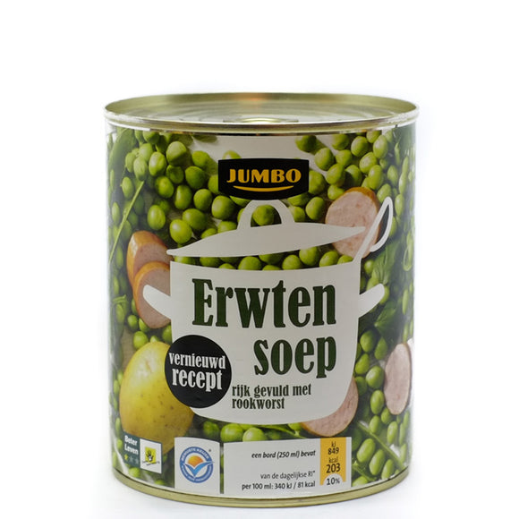 Jumbo Pea Soup 800ml