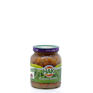 Hak Marrow Fat Peas 360gr