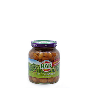Hak Brown Beans 370gr