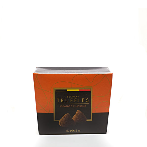 Belgian Truffles Orange 150gr