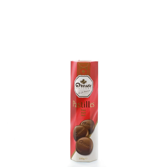 Droste Dark Chocolate Pastilles 100gr