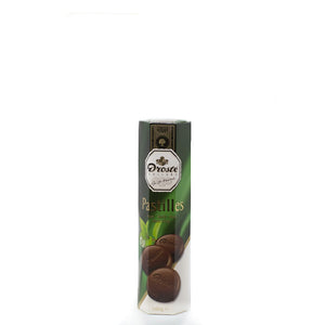 Droste Mint Chocolate Pastilles 100gr