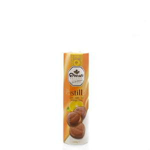 Droste Orange Chocolate Pastilles 100gr