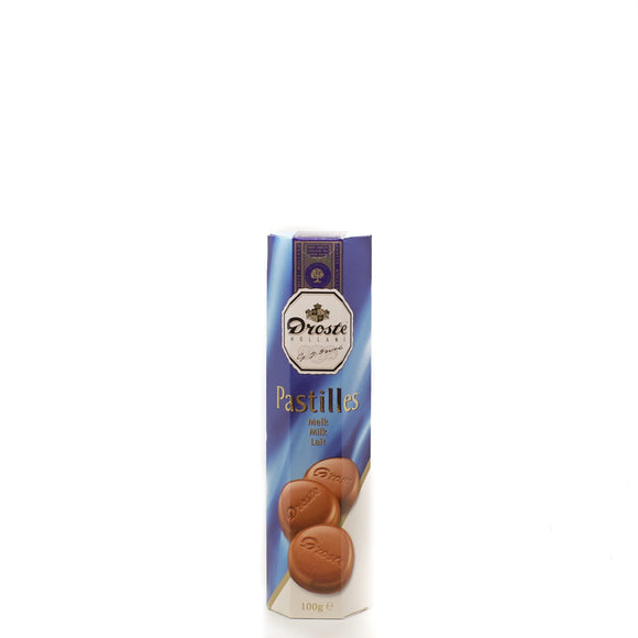 Droste Milk Chocolate Pastilles 100gr