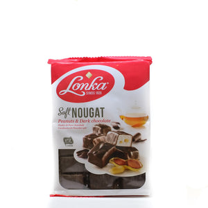 Lonka Soft Nougat Peanut & Dark Chocolate