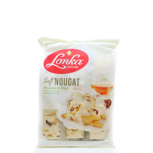 Lonka Soft Nougat Peanut & Fruit