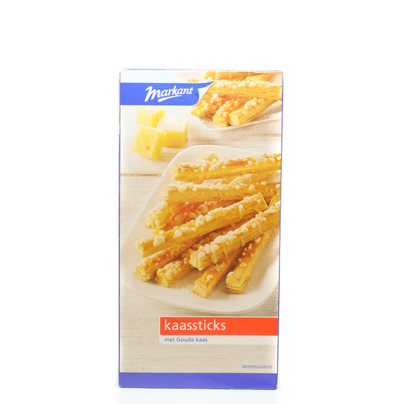 Markant / G'woon Cheese Sticks 100gr