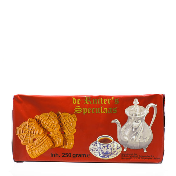 De Ruiter Large Windmill Cookies 250gr
