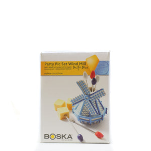 Boska Party Cheese Pricker Set Windmill