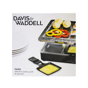 Davis & Waddell Electric Party Grill