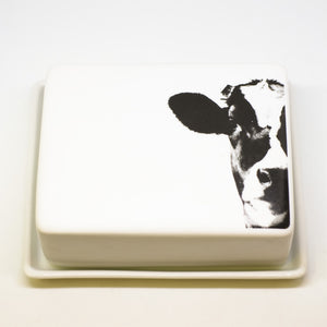 Räder Butter Dish Cow Small
