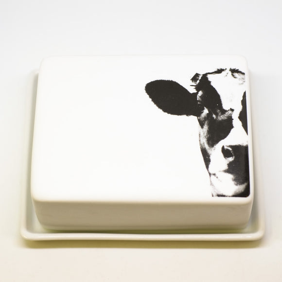 Räder Butter Dish Cow Large