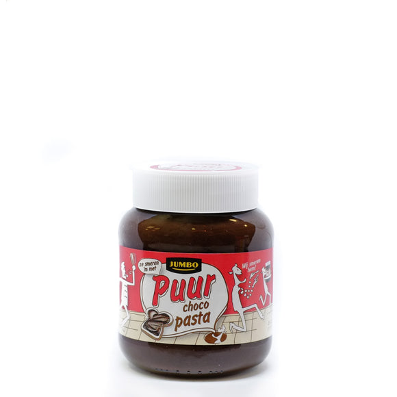 Jumbo Dark Chocolate Spread 400gr