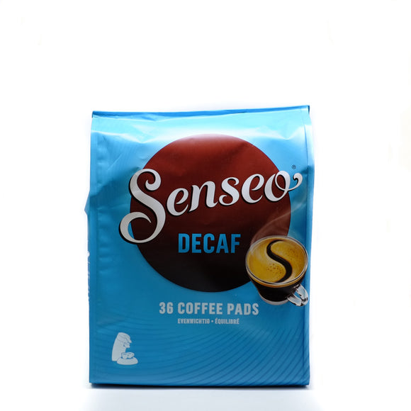 Senseo Coffee Pads Decaf 250gr