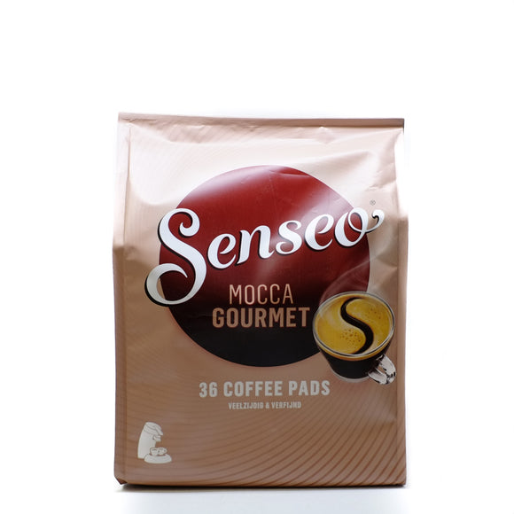 Senseo Coffee Pads Mocca Gourmet 250gr