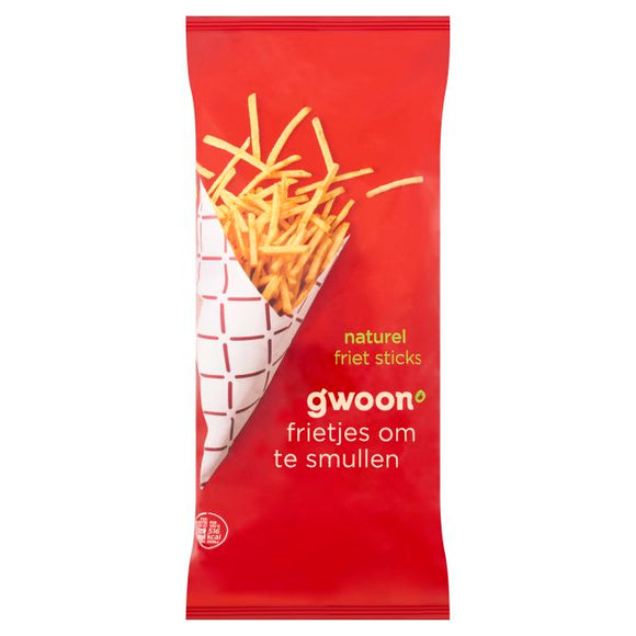 G'woon Potato Sticks 150gr