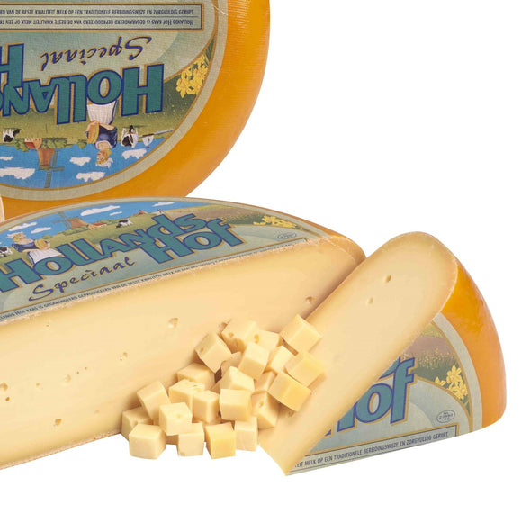 Hollands Hof Aged Gouda Cheese
