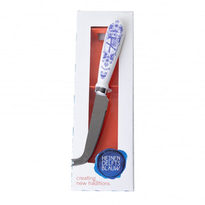 Cheese Knife Delft Blue handle