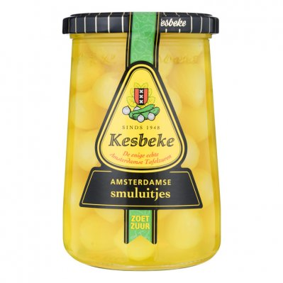 Kesbeke Amsterdam Pickled Onions  720