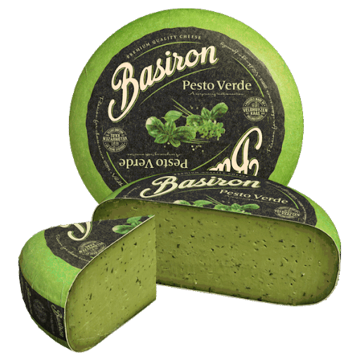 Basiron Pesto Cheese