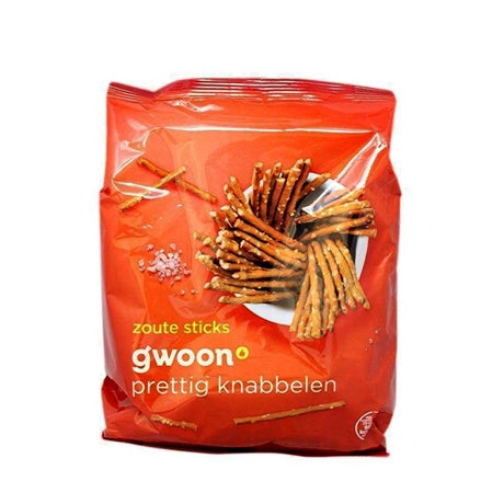 G'woon Salty Sticks 250gr