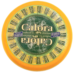 Calora low fat cheese (18%)