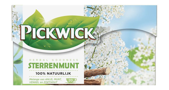 Pickwick Starmint Tea 40g