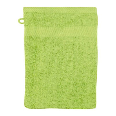 #Hand Washcloth Lime