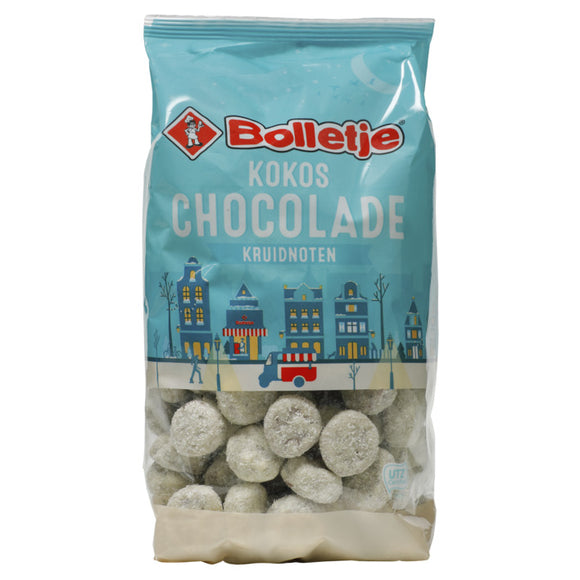 Bolletje Coconut Chocolate kruidnoten 300g