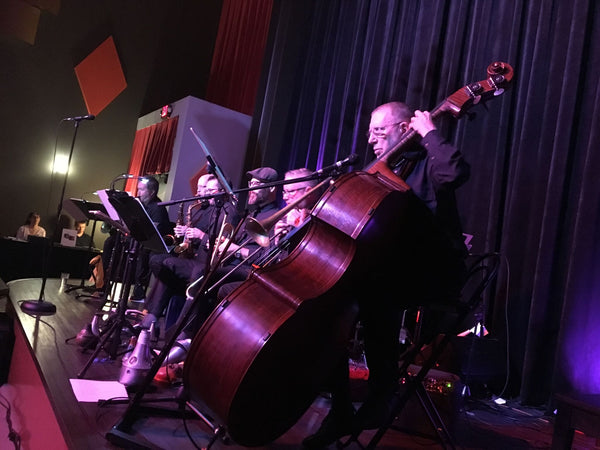 Chuck Israels Jazz Orchestra 2018 concert series