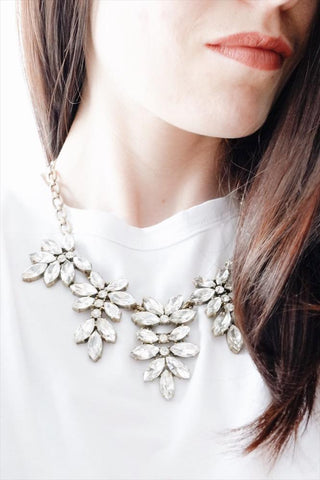 VICTORIA EMERSON - MALISSA STATEMENT NECKLACE