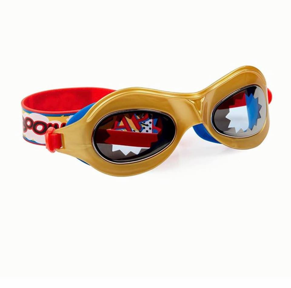 Bling2O Swim Goggles - Marvelous Super Hero