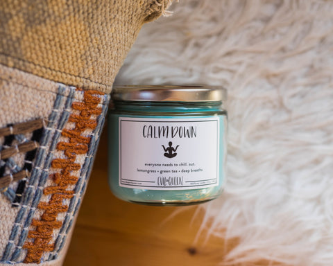 Evil Queen - Calm Down 12oz Candle