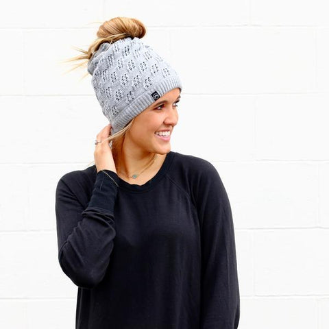 dfbfeba7dca WINTER KNIT PRETTY SIMPLE BEANIE