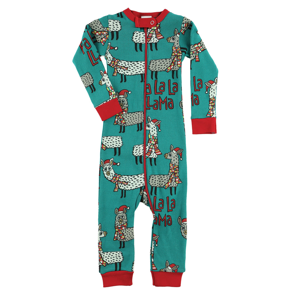 Lazy One - Llama Infant Union Suit