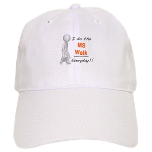 I Do the MS Walk Everyday  (Various Colors Available)