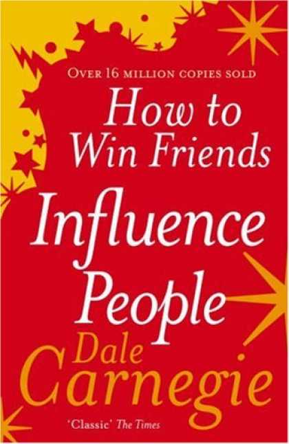How to Win Friends & Influence People - MSstation & Book Club Store
