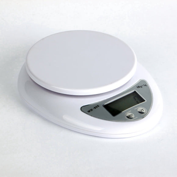 Digital Kitchen Food Scale - MSstation & Book Club Store