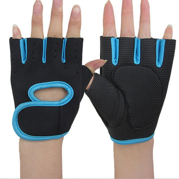 Adult Weightlifting Half Finger Training Gloves - MSstation & Book Club Store