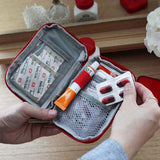 Travel First Aid & Medicine Bag - MSstation & Book Club Store