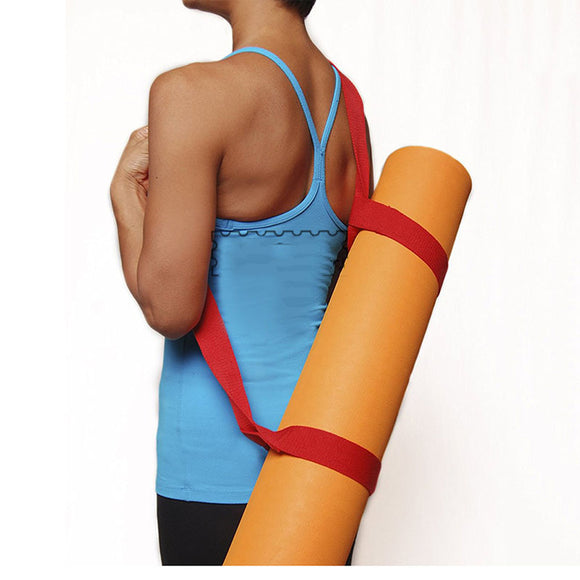 Portable Yoga Mat Sling - MSstation & Book Club Store