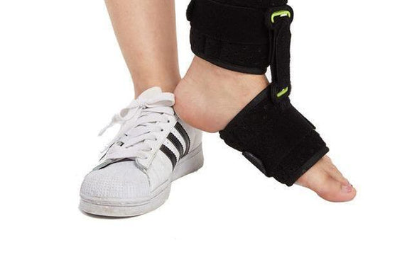 Adjustable Belt Ankle Foot Drop Brace - MSstation & Book Club Store