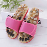Pebble Stone Foot Massage Slippers - MSstation & Book Club Store